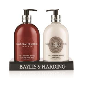 view Baylis & Harding products