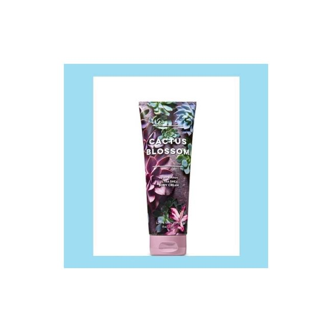 Bath and Body Works Cactus Blossom Body Cream 226gm