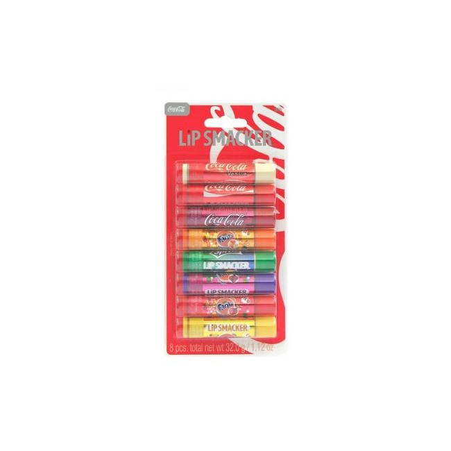 Lip Smackers Lip Balm Coca Cola Party Pack.