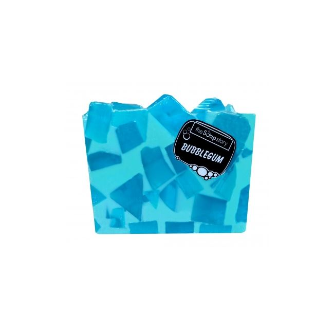 The Soap Story Bubblegum Soap Slice 120g