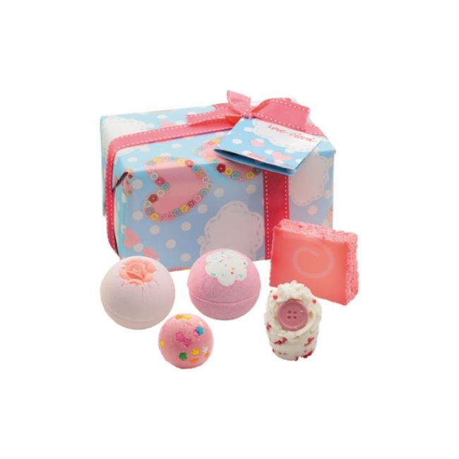 Bomb Cosmetics Love Cloud Gift Set