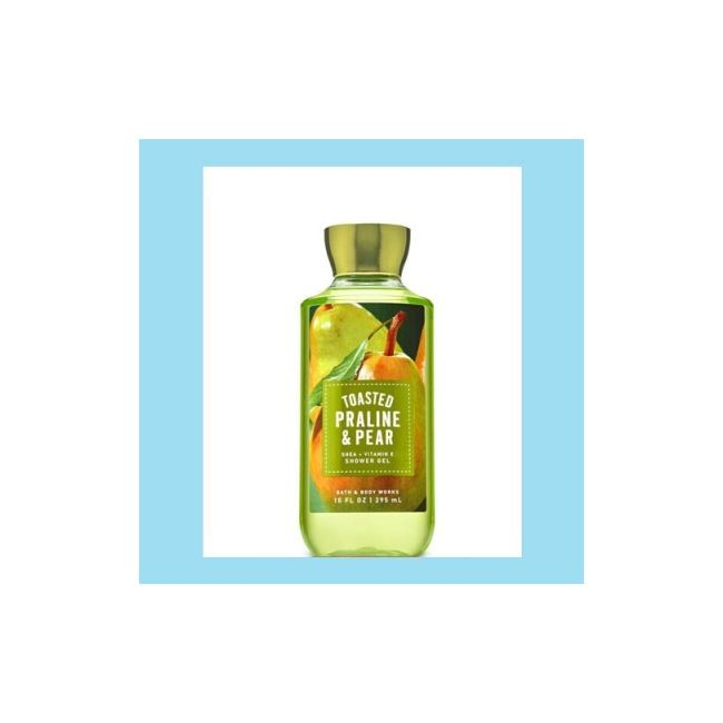 Bath and Body Works Toasted Praline & Pear Shower Gel 295ml
