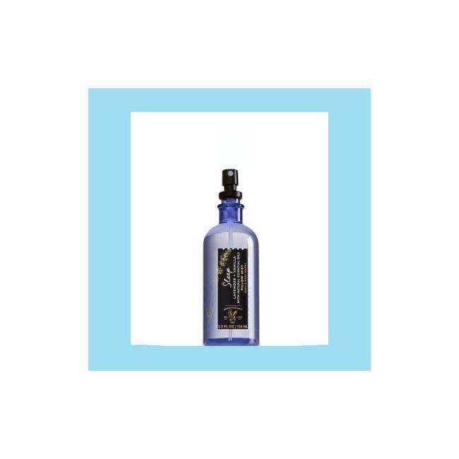 Bath and Body Works Aromatherapy Pillow Mist Lavender Vanilla 156ml