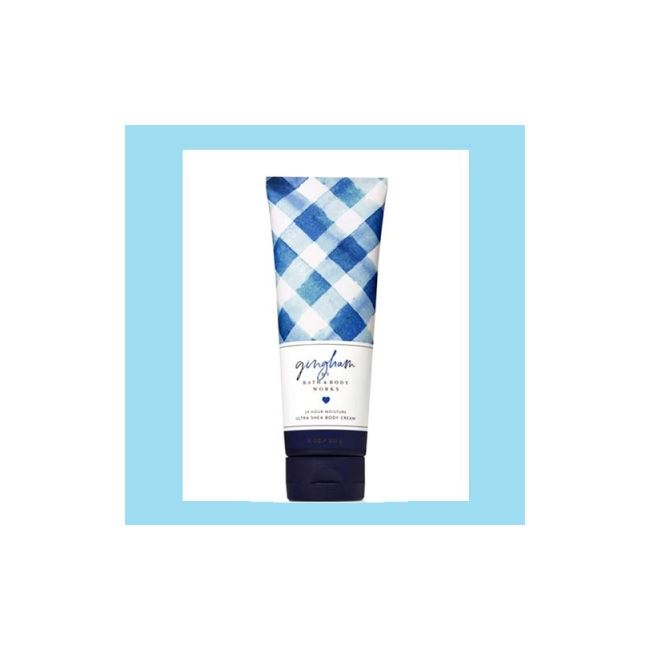 Bath & Body Works Gingham Body Cream 226gm