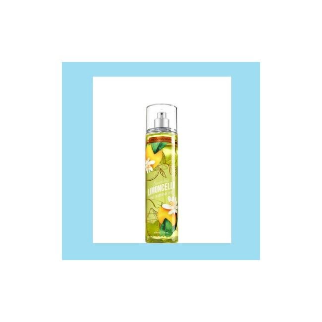 Bath and Body  Works Fine Fragrance Sparkling Limoncello  Body Mist 236ml