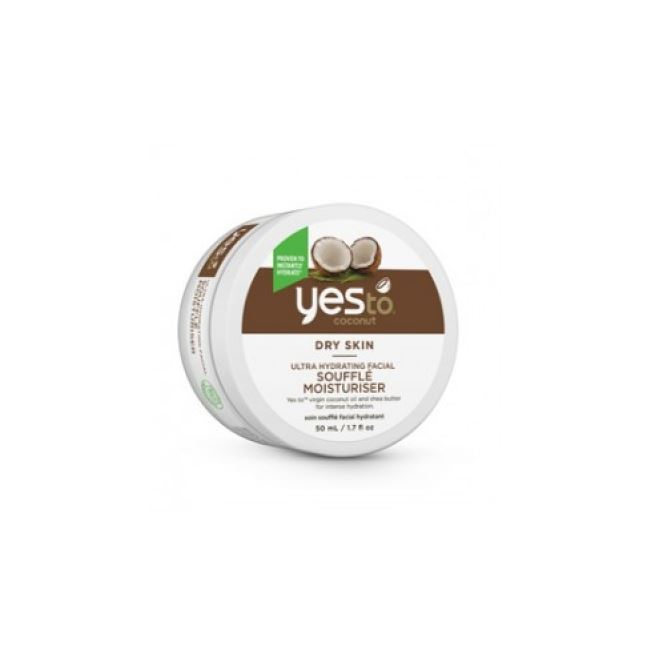 Yes To Coconut Ulta Hydrating Facial Souffle Moisturiser 50ml