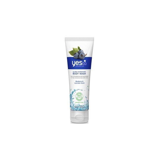 Yes To Blueberries Dry Skin Body Wash 280ml