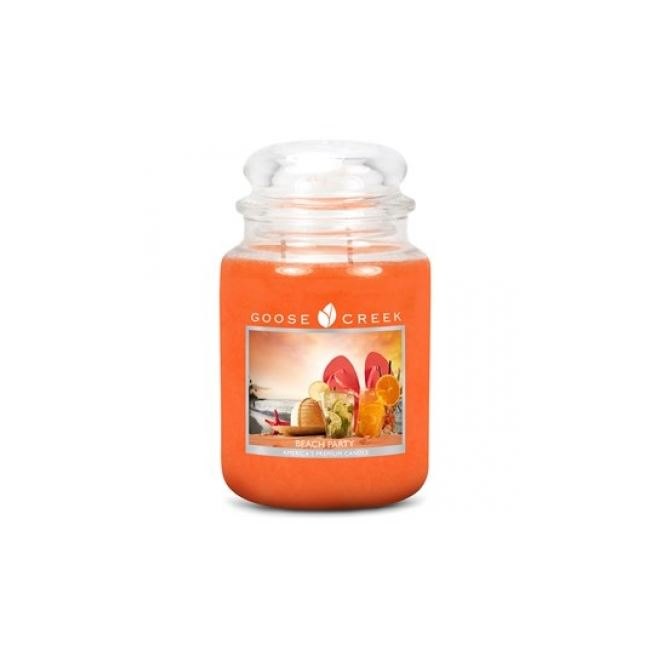Goose Creek Large Candles Beach Party 24oz
