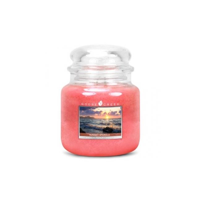 Goose Creek Medium Candles Sunset Sparkle 16oz