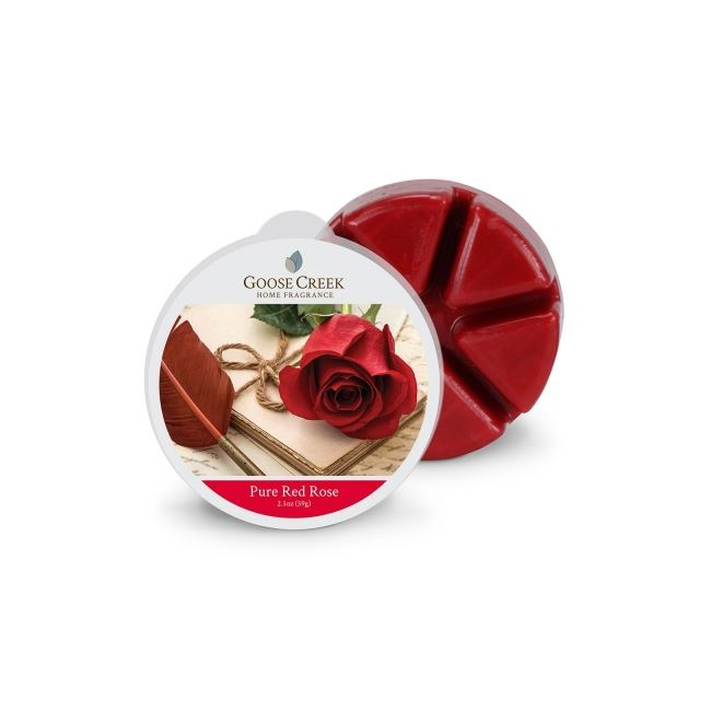 Goose Creek Wax Melts Pure Red Rose