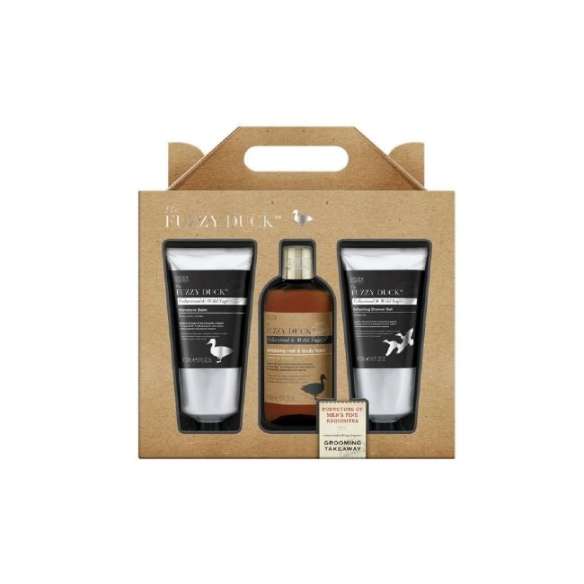 Baylis & Harding Fuzzy Duck Men's Trio Gift Set