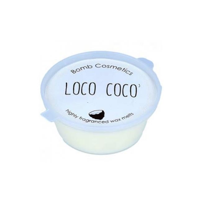 Bomb Cosmetics Wax Mini Melts Coco Loco