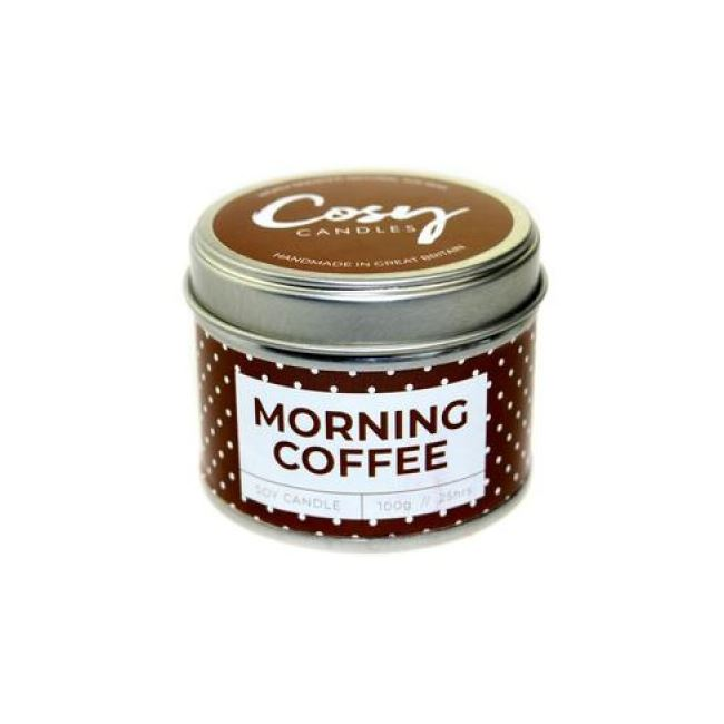 Cosy Candle Morning Coffee 100gm