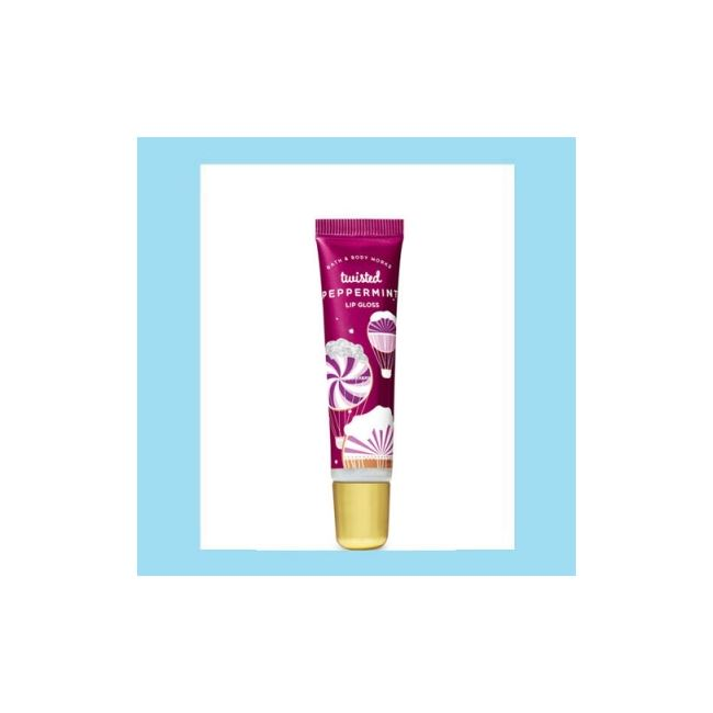 Bath & Body Works Liplicious Lip Gloss Twisted Peppermint 14ml