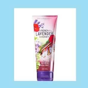 Bath and Body Works French Lavender & Honey Body Cream 226g