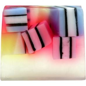 Bomb Cosmetics Soap Slice Candy Box 100gram