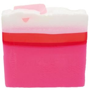 Bomb Cosmetics Love Cloud Soap Slice 100gram