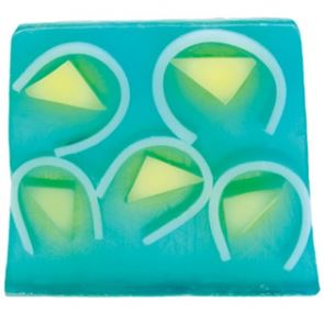 Bomb Cosmetics Cotton Fresh Soap Slice 100gram