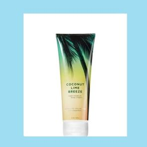 Bath and Body Works Coconut Lime Breeze Body Cream 226gm