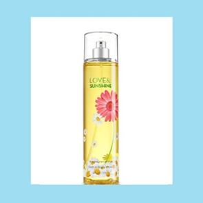 Bath and Body Works Fine Fragrance Love & Sunshine Body Mist 236ml