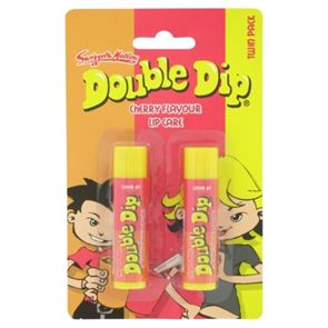 Swizzel Matlow Double Dip Lip Balm  Duo 4.2gram