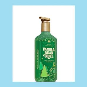 Bath and Body Works Vanilla Bean Noel Deep Cleansing Hand Soap 236ml