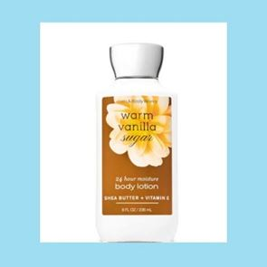 Bath and Body Works Warm Vanilla Sugar Body Lotion 236gm