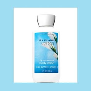 Bath and Body Works Sea Island Cotton Body Lotion 236gm