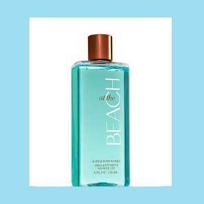 Bath and Body Works At The Beach Shower Gel 236ml