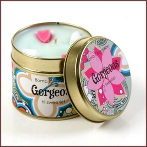 Bomb Cosmetics Candle Gorgeous