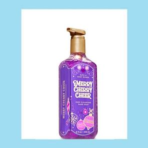 Bath and Body Works Merry Cherry Cheer Cleansing Hand Soap 236ml