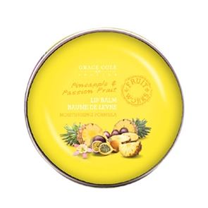 Grace Cole Fruit Works Pineapple and Passionfruit Lip Balm 12g