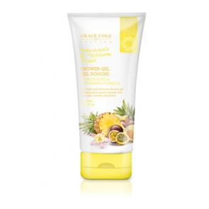 Grace Cole Fruit Works Pineapple & Passionfruit Shower Gel 238ml