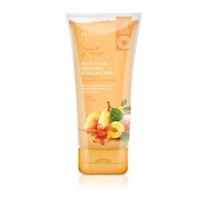 Grace Cole Fruit Works Peach & Pear Body Scrub 238ml