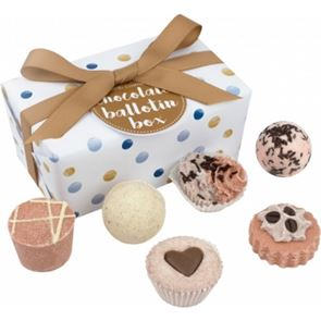 Bomb Cosmetics Ballotin Gift Set Chocolate
