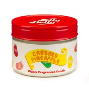 Jelly Belly Candle Tin Crushed Pineapple