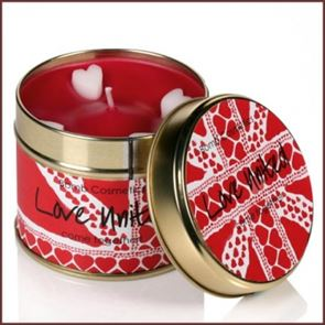 Bomb Cosmetics Candle Love United