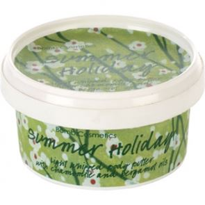 Bomb Cosmetics Summer Holiday Body Butter Pot
