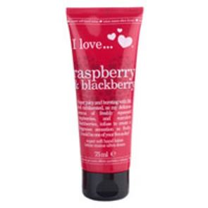 I Love...Raspberry & Blackberry Hand Cream 75ml