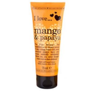 I Love...Mango & Papaya Hand Cream 75ml
