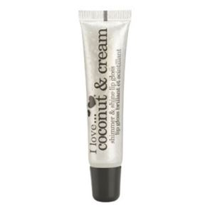 I Love...Coconut & Cream Lip Shimmer 15ml