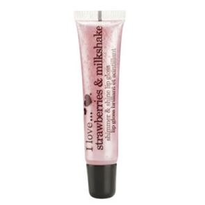 I Love...Strawberry & Milkshake Lip Shimmer 15ml