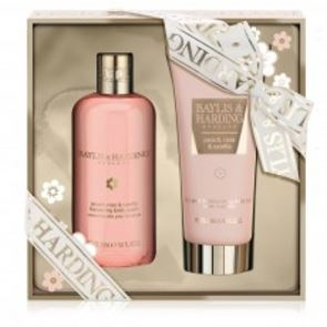 Baylis & Harding Gift Set Duo Peach Rose & Vanilla