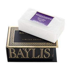 Baylis & Harding Mosaic French Lavender & Cassis Soap Box 200gm