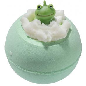 Bomb Cosmetics Its Not Easy Being Green Bath Bomb 160gm
