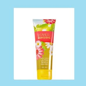 Bath and Body Works Love & Sunshine Body Cream 236ml