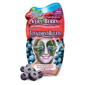 Montagne Jeunesse Face Mask Very Berry 15g