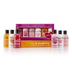 I Love... Beautiful Body Collection Gift Set