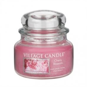 Village Candle Jar Small Cherry Blossom  701gm
