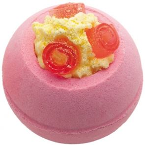 Bomb Cosmetics Jelly & Custard Bath Bomb 160gm
